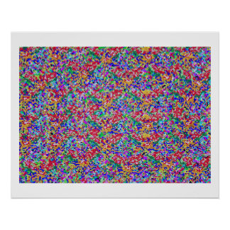V2 High Energy Color Theraphy Jewel Print