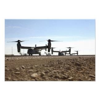 V-22 Osprey tiltrotor aircraft Photo