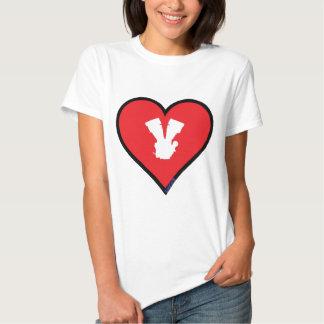 V Twin chameleon T-shirts