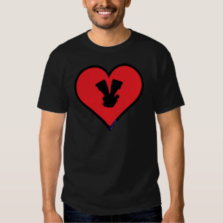 V twin shirt