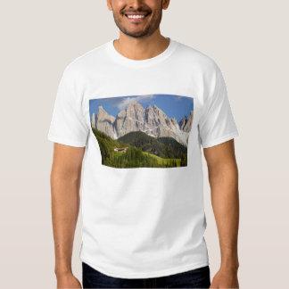 Val di Funes, Villnosstal, Dolomites, Italy Tee Shirt