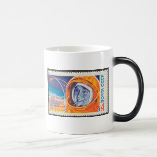 Valentina Vladimirovna 1st Woman in Space Morphing Mug