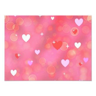 Valentine's background photograph