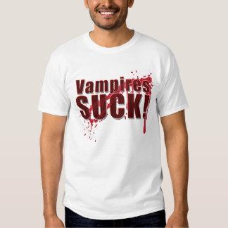 Vampires SUCK T Shirts