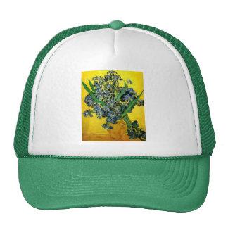 Van Gogh: Irises Cap