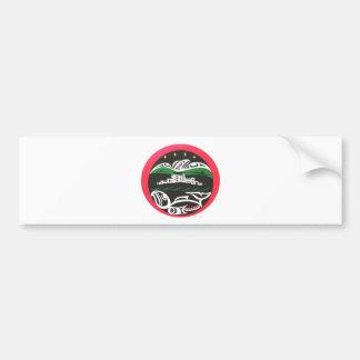 Vancouver Horizon Bumper Sticker