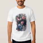 Vase of Roses Shirts