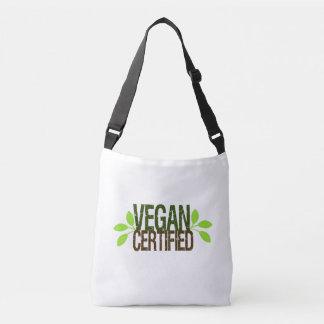 Vegan Certified Cross Body Bag Tote Bag