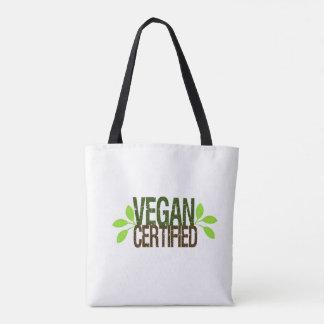 Vegan Certified Tote Tote Bag