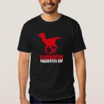 Velociraptor Awareness Day Shirt