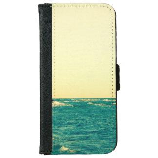 Venice Beach Kite Surfing 2 iPhone 6 Wallet Case