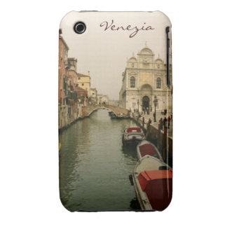Venice Canal 3/3GS Cas-Mate Barely There Case
