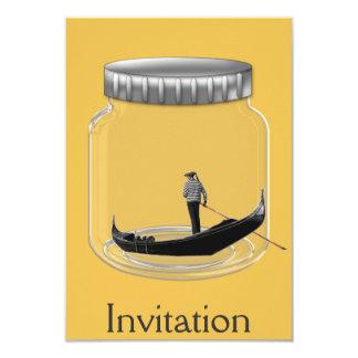 Venice Party Invitation