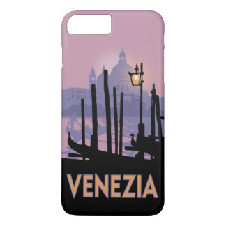 Venice Poster iPhone 7 Plus Barely There Case