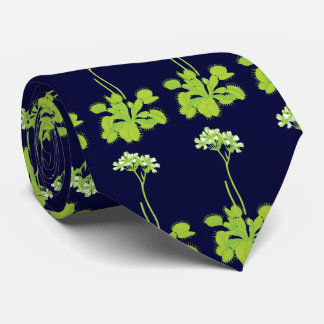 Venus Flytrap Botanical Tie