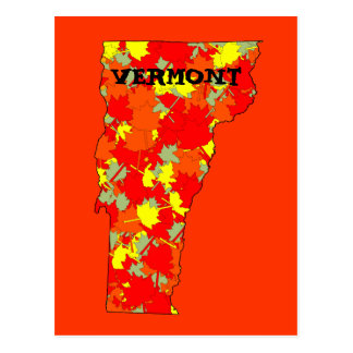 Vermont Maple Postcard