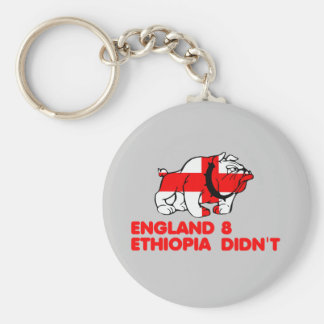 Very offensive English Basic Round Button Key Ring