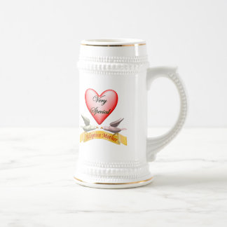Very Special Adoptive Mother Mothers Day Gifts Beer Steins