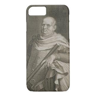 Vespasian (9-79 AD) Emperor of Rome 69-79 AD engra iPhone 7 Case