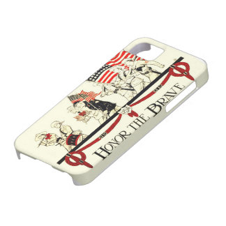 veterans day honor the brave iphone 5 case cover