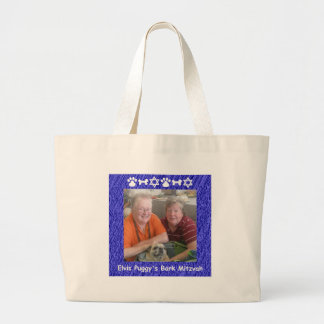 Vic, Jan and Elvis Jumbo Tote Bag