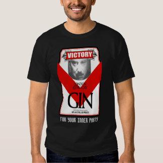 victory gin tee shirts