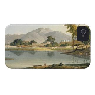 View at Nijeibabad, near the Coaduwar Gaut, Rohilc iPhone 4 Case