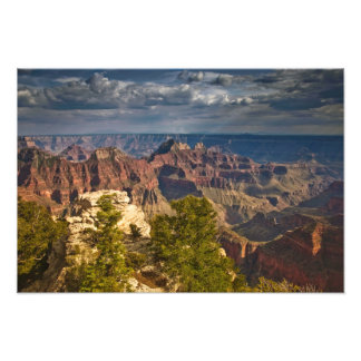 View from North Rim Visitor Center - Grand Photo Art