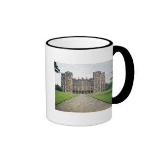 View of Hardwick Hall Ringer Mug