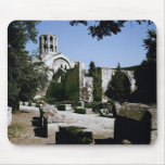 View of the Church of Saint-Honoratus Mouse Pad