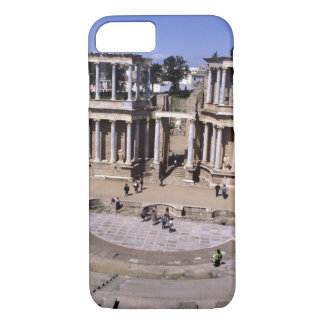 View of the theatre, begun 24 BC (photo) 4 iPhone 7 Case