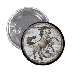 Viking Shield Button - Sleipnir