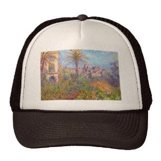 Villas at Bordighera 03 - Claude Monet Cap
