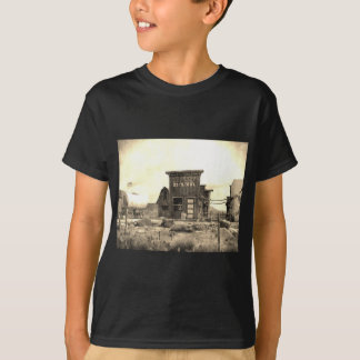 Vintage Bank Building T-shirts
