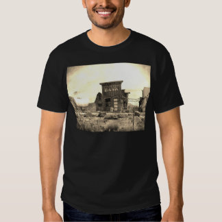 Vintage Bank Building Tshirts