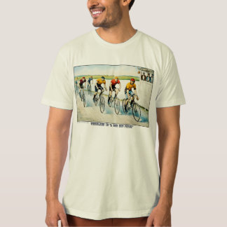 Vintage Bicycle Shirt:  :Wheelmen Tees