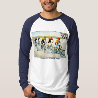 Vintage Bicycle Shirt:  :Wheelmen Tshirt