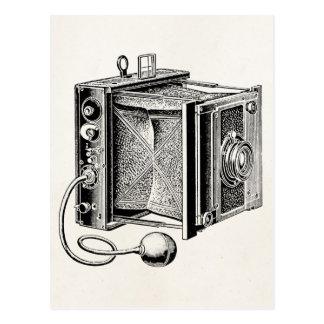 Vintage Camera - Antique Cameras Photography Postcard