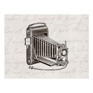 Vintage Camera - Antique Cameras Photography Retro Postcard