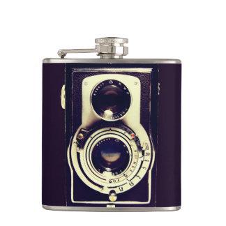 Vintage Camera Flask