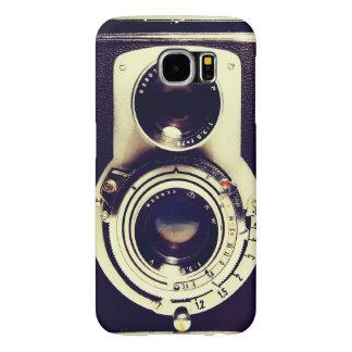 Vintage Camera Samsung Galaxy S6 Cases