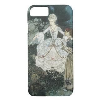 Vintage Cinderella Fairy Godmother by Edmund Dulac iPhone 7 Case