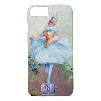 Vintage Dancing Fairy iPhone 7 Case