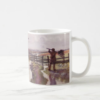 Vintage Duck Hunting Gun Dog Sportsman Coffee Mug