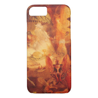 Vintage Fairy Tale The Captive Robin by Fitzgerald iPhone 7 Case