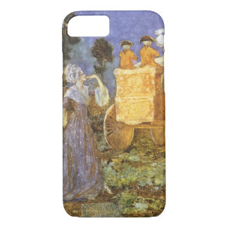 Vintage Fairy Tales Cinderella and Fairy Godmother iPhone 7 Case