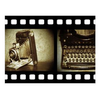 Vintage Film Postcard