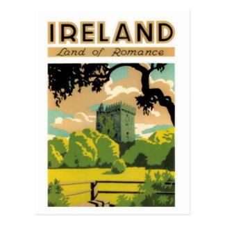 Vintage Ireland - Postcard