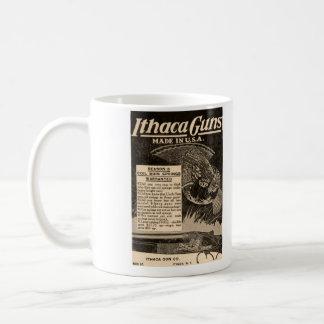 Vintage Ithaca Guns Hunting Sportsman Coffee Mug