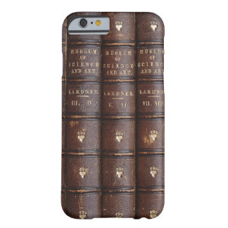 Vintage Library Books Effect Barely There iPhone 6 Case